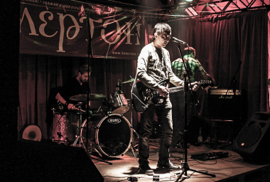 Алматы, Che-Chel-Bar, 22.01.2012