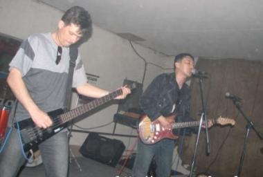 Концерт в Актюбинске 15.04.2006 (фото - Олег Лебедев)