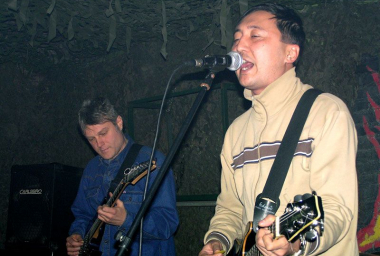 Концерт «Адаптации» в Серпухове, 8.12.2007 (фото - Наталья Алексеева)