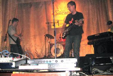 Фото с фестиваля Суховей-5 (13.08.2005)