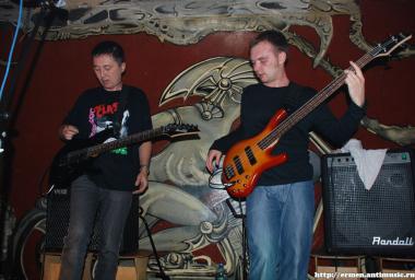 Концерт «Адаптации» в Томске, 11.09.2008