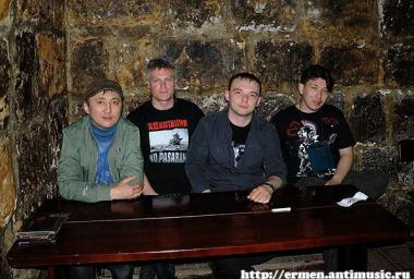 Волгоград, арт-бар «Белая лошадь», 10 апреля 2011 г. (фото - Антон Зайцев)