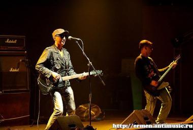 Санкт-Петербург, клуб «Орландина», 15.09.2010 (фото - Вит Морачевский)