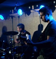 Киев, клубе «Underground Musiс», 3 февраля 2012