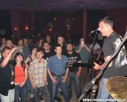 Москва,  клуб Меццо Форте, 29 июня 2007