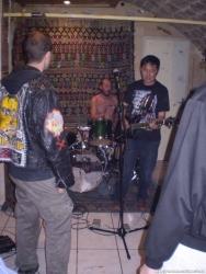 Концерт «Адаптации» в Париже, 24.09.2007