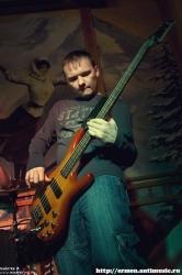 Москва, клуб «Трамплин», 27.01.2010 (Фото - В.Майоров)