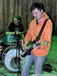Концерт в Уральске, 22 февраля 2006 (Прислал Гоша Пост клан)