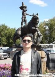 Ермен Анти в Астане, 24.08.2007 (фото - Kuzma)