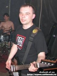 Андрей Ненашев и Ибрагим Джанибеков