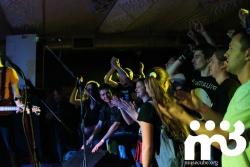 «АДАПТАЦИЯ», Москва, клуб «Театр» (18.09.2015). Фото: Ирина Махмудова