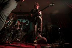 """25 марта 2017, концерт, посвящённый 25-летию группы. Бишкек, джаз-клуб """"Studio 2"""
