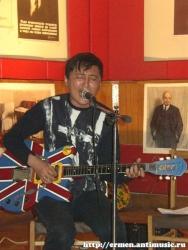 «Адаптация» в Доме Учёных, Алматы, 2004