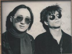 Ермен и Коля (Вдовиченко), апрель 1995 года. Фото из личного архива «Адаптации»