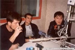 """Адаптация в в Париже, интервью на радио """"Liberte"""" (2003)"""
