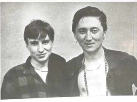 Ермен Анти про альбом «парашют александра башлачёва» (1995) и ранние опыты звукозаписи (1992-94)