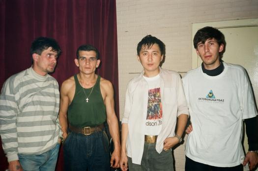 ЕРМЕН АНТИ ОБ АЛЬБОМЕ «НА НЕЛЕГАЛЬНОМ ПОЛОЖЕНИИ» (песни 1993-94 гг.)